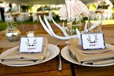 Romantic Lakeside Wedding  Read more - http://www.stylemepretty.com/idaho-weddings/2014/01/06/romantic-lakeside-wedding/
