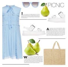 """Picnic"" by katerin4e-d ❤ liked on Polyvore featuring N°21, Soeur, STELLA McCARTNEY and Alice + Olivia"