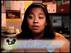 ▶ Disney College Program - YouTube > I'm aware it's cheesy. But it's still informational.