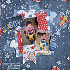 Creative Paper Projects with Cocoa Vanilla Studio | Scrap n' Art Online Magazine - Information. Inspiration. Education. Since 2008.