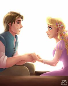 Disney Couples for #Shiptember Best of Disney Art by Archibald Art