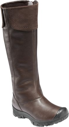 These are my absolute fave.  Have to get them.   KEEN Footwear - Women's Laken High Boot WP #goexplore