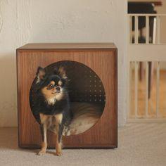 犬小屋「gr」 - 通販   犬や猫と暮らす人のライフスタイルショップ we
