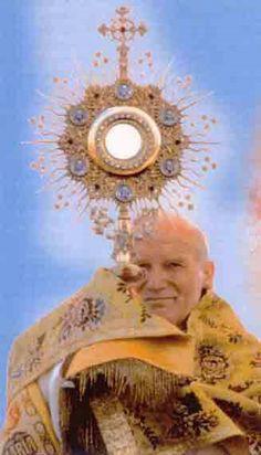 El Papa Juan Pablo 2