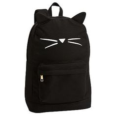1e52935c409 The Emily & Meritt Collection #pbteen Cat Backpack, Backpack For Teens,  Tween