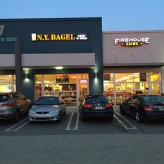 New York Bagel Cafe And Deli Locations