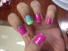 Toy story nails :)