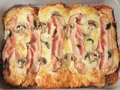 Πίτσα με ψωμί του τοστ! - YouTube
