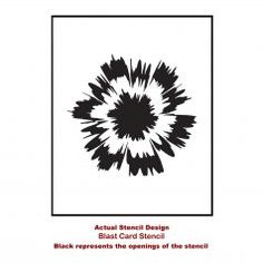 blast-stencil-template-for-making-cards