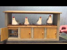 Poultry in Motion Automata - YouTube