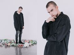 SS17 / Capsule 01 - Shades Of Black – Kollar Clothing
