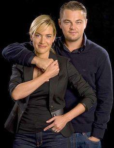 Kate Winslet y Leonardo Di Caprio