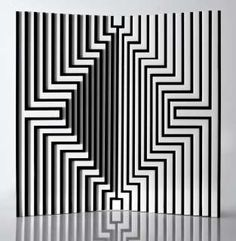 bridget riley op art - Google Search
