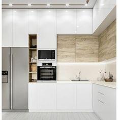 Grand Kitchen, Kitchen Dinning Room, Kitchen Room Design, Home Room Design, Modern Kitchen Design, Home Decor Kitchen, Interior Design Kitchen, Home Kitchens, Kitchen Furniture