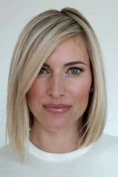 Top 18 Best Haircuts for Straight Hair - 13 #ShortHairstyles ...