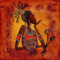 Pintura em tela  Artista Isabelle Vital
