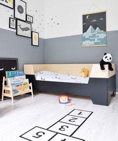 Eli's nieuwe peuterbed van Little Dreamers - +++++ Bébi szoba - Kinderzimmer Kids Bedroom Sets, Boys Bedroom Decor, Kids Bedroom Furniture, Trendy Bedroom, Cheap Furniture, Luxury Furniture, Bedroom Ideas, Furniture Nyc, Furniture Stores