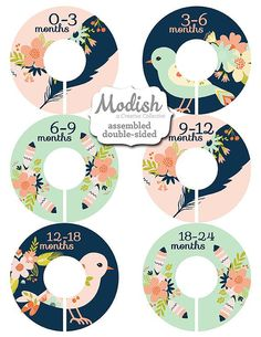Closet Dividers Assembled Baby Closet Dividers Closet by ModishCC