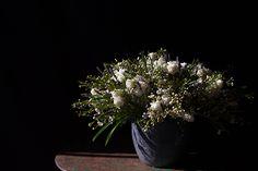 Las flores en clave claroscuro de Studio Floral.