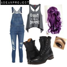 Untitled #119 by twochainzfoever on Polyvore featuring polyvore fashion style H&M Frame Denim Frye Hazel Brown