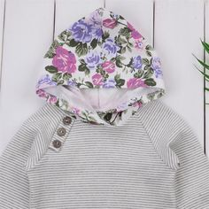2017 Brand New Newborn Toddler Infant Kids Outfit Baby Girl Clothes Hoodie Long Sleeve T shirt. Click visit to buy #BabyGirlClothingSet #BabyGirl #ClothingSet