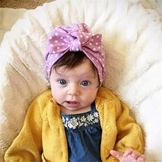 Objective Baby Girl Sequins Design Bowknot Elastic Hats Turban Cap Cute Soft Infant Indian Style Hair Accessories Beaty Girls Mother & Kids
