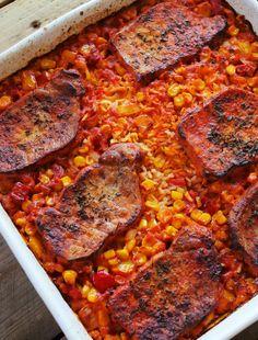 Rizses hús újratöltve: itt a baszk sült rizs • Fördős Zé Magazin