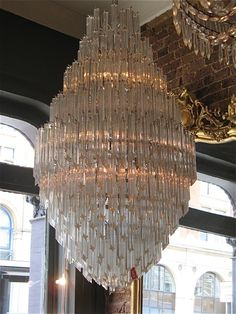 murano chandelier, i have forever wanted you in my life  http://www.renaissancelondon.com
