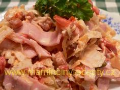 Ham, Tacos, Food And Drink, Beef, Chicken, Ethnic Recipes, Salads, Meat, Hams