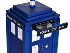 Doctor Who: fancy an official TARDIS PC? | Den of Geek