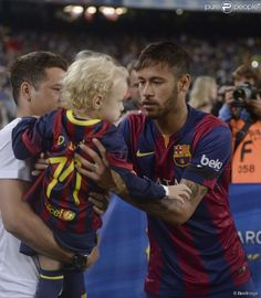 Neymar Jr is me father