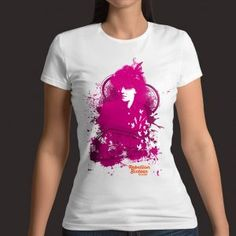 Fab print .. Ladies Markievicz at the Green T-Shirt