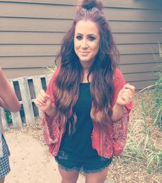 Chelsea Houska Has 'Severe Postpartum Anxiety' After Having Kids Chelsea Houska Has Severe Postpartu Chelsea Deboer, Long Brown Hair, Black Hair, Super Long Hair, Modern Haircuts, Hair Dos, Girl Crushes, Hair Inspiration, Hair Inspo