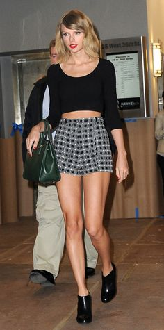 47 Reasons Why Taylor Swift Is a Street Style Pro - September 15, 2014 from #InStyle