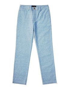 Polo by Ralph Lauren - Stretch Cotton Oxford Pant - Blue - size:  2T