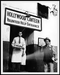 Hollywood Canteen Volunteer Help Entrance
