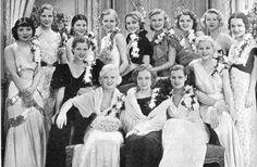 Toshia Mori トシア・モリは、1932年には、ハリウッドの映画会社が共同で若手女優を選出し、キャンペーンした「WAMPAS Baby Stars」の中に、白人以外ではたった一人のアジア系女優として選ばれました。メンバーにはジンジャー・ロジャース、グロリア・スチュワートもおりました。