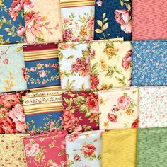 Get quilt store quality fabrics at outlet prices. Michael Miller, Fat Quarters, Burns, Ann, Fabrics, Packing, Quilts, Free Shipping, Blanket