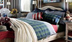 Kingston Green Tartan Bedding Set