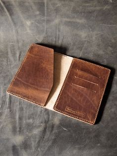 Available in 'Cognac', 'Classic Black' and 'Aussie Tanned', Voyager is out latest passport wallet!    www.basandlokes.com