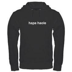 Hapa Haole Hoodie (dark)