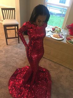 @keshirapoof Prom Girl Dresses, Prom Outfits, Mermaid Prom Dresses, Homecoming Dresses, Royal Dresses, Long Dresses, Elegant Dresses, Pretty Dresses, Evening Gowns With Sleeves