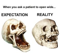 Only in dreams... #dentista #dentistry #dentist #dental #dentalhumor #humor #funny #lol #lols #dentalschool #dentalstudent #dentalart #dentaljokes #dentalassistant #dentalhygienist #endodontics #endodontia #Tooth #teeth #odontologia #odonto #smile #exodontics #exodontia