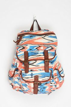 Ecote Around the World Backpack  #UrbanOutfitters