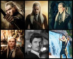 Legolas, because yes.
