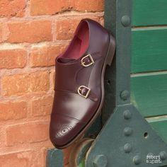 Custom Made Shoes, Custom Design Shoes, Hot Shoes, Men's Shoes, Dress Shoes, Leather Buckle, Calf Leather, Mens Monk Strap Shoes, Fashion Shoes