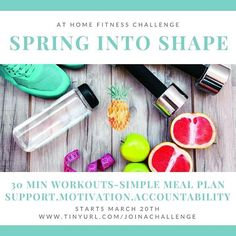 Hey!! My March Virtual Gym is FULL ~ but I'm accepting 10 NEW virtual fitness challengers to coach in my next online fitness challenge group!  You get to choose your at home workout & I get to help you reach your fitness goal! I'll give you my 1-on-1 coaching, you will have accountability & encouragement in my streamlined online FITNESS APP community, and you'll have a PROVEN system to follow and ensure your results!  Message me to chat details & to be considered for one of the 10 spots…