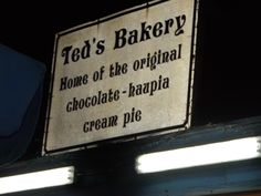 Ted's Bakery, North Shore Oahu