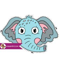 Elefant Maske Kinder Elephant Geburtstag, DIY, Dekoration, Maskerade, Mädchen, Junge, Kindertag, Geschenk, Idee gegen Langeweile, Kinder Spiel, Spielidee, Rollenspiel, Kindermasken aus Papier, Printable, Download, Ferien Idee, Mausmimi, Printable, zum ausdrucken, zum Drucken, Download, Herunterladen, basteln, Selber machen, Kostüm, Mottoparty, Party, Verkleidung, zum Verkleiden, Kindermaske, Tiermasken, Dschungletiere, Tiere Maske, Tiermaske, Karneval, Kindergeburtstag,