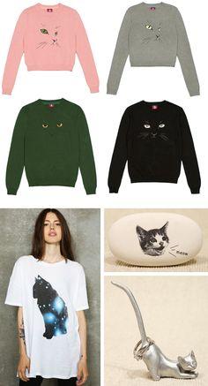 164 Best Crazy Cat Lady Fashion images  7511c762aa7de